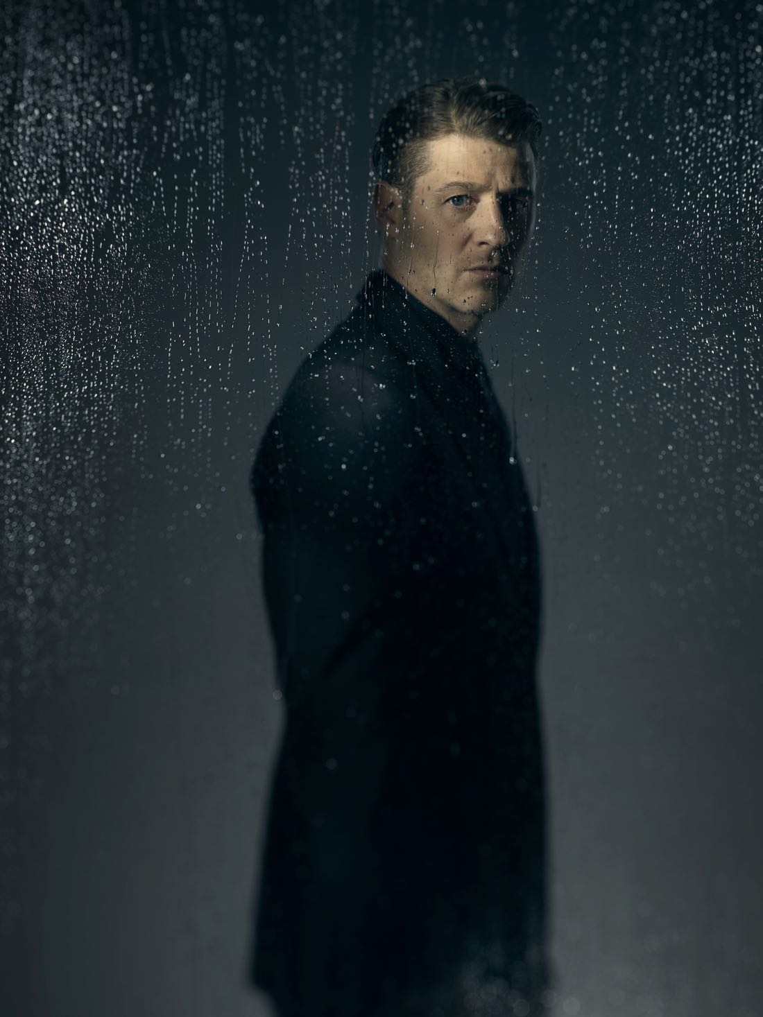 GOTHAM: Ben McKenzie. Season 3 of GOTHAM premieres Monday, Sept. 19 (8:00-9:00 PM ET/PT) on FOX. ©2016 Fox Broadcasting Co. Cr: Kevin Lynch/FOX