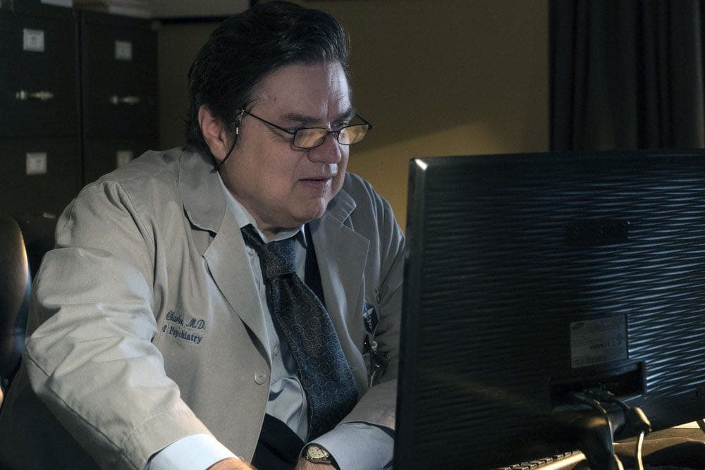 """CHICAGO MED -- """"Brother's Keeper"""" Episode 204 -- Pictured: Oliver Platt as Daniel Charles -- (Photo by: Elizabeth Sisson/NBC)"""