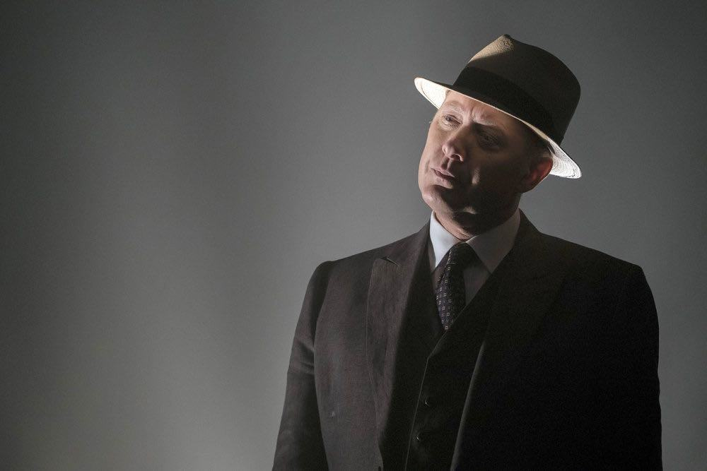 "THE BLACKLIST -- ""Gaia: #81"" Episode 404 -- Pictured: James Spader as Raymond ""Red"" Reddington -- (Photo by: Virginia Sherwood/NBC)"