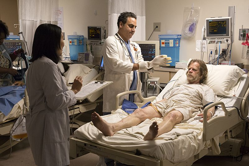 William H. Macy as Frank Gallagher in Shameless (Season 7, episode 1) - Photo: Cliff Lipson/SHOWTIME - Photo ID: shameless_701_2338
