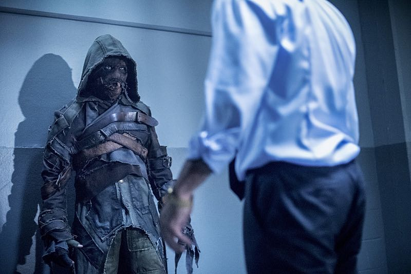 """Arrow -- """"Penance"""" -- Image AR504a_0042b.jpg -- Pictured: Prometheus -- Photo: Dean Buscher/The CW -- © 2016 The CW Network, LLC. All Rights Reserved."""