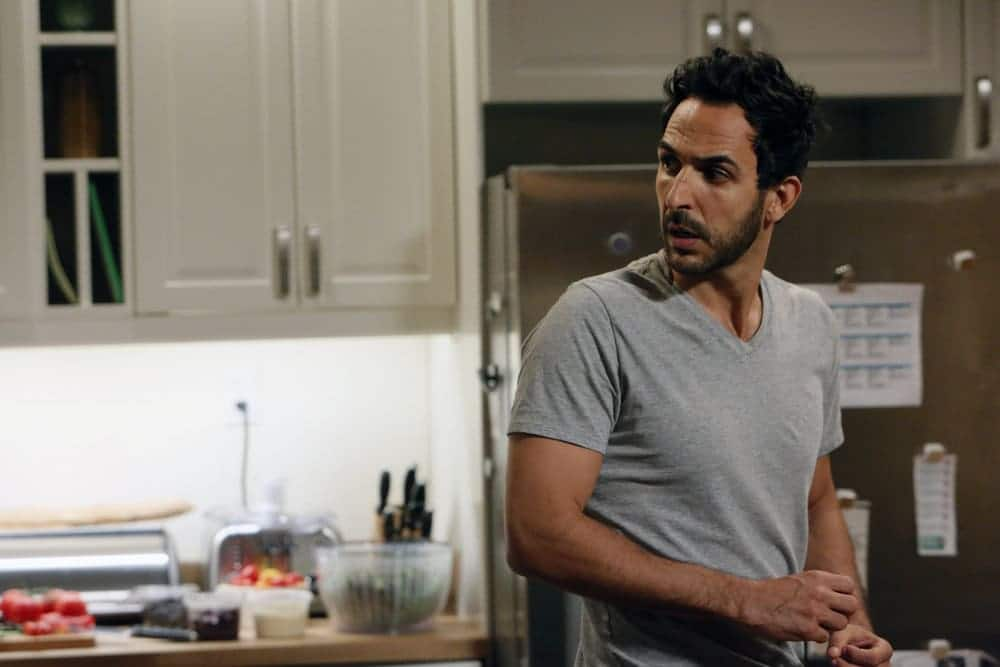 "THE BLACKLIST-- ""The Thrushes: #53"" Episode 406 -- Pictured: Amir Arison as Aram Mojtabai -- (Photo by: Will Hart/NBC)"