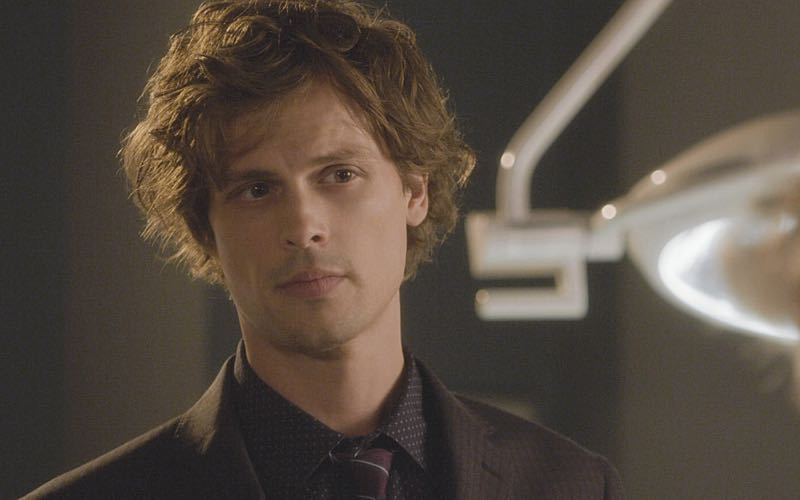 """""""Keeper"""" -- The BAU team searches for a serial killer along the Appalachian Trail in rural Virginia, on CRIMINAL MINDS, Wednesday, Oct. 26 (9:00-10:00 PM, ET/PT), on the CBS Television Network.    Pictured: Matthew Gray Gubler(Dr. Spencer Reid)   Photo: CBS ©2016 CBS Broadcasting, Inc. All Rights Reserved"""