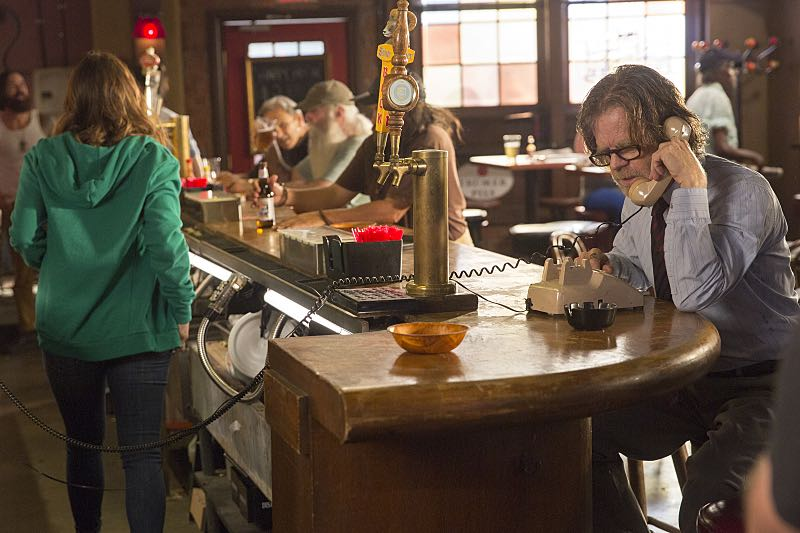 William H. Macy as Frank Gallagher in Shameless (Season 7, episode 4) - Photo: Patrick Wymore/SHOWTIME - Photo ID: shameless_704_0002
