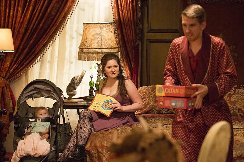 Emma Kenney as Debbie Gallagher in Shameless (Season 7, episode 4) - Photo: Paul Sarkis/SHOWTIME - Photo ID: shameless_704_2798