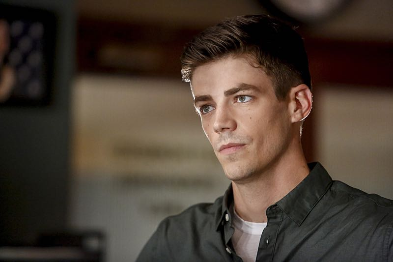 """The Flash -- """"Magenta"""" -- Image: FLA303b_0209b.jpg -- Pictured: Grant Gustin as Barry Allen -- Photo: Bettina Strauss/The CW -- © 2016 The CW Network, LLC. All rights reserved."""