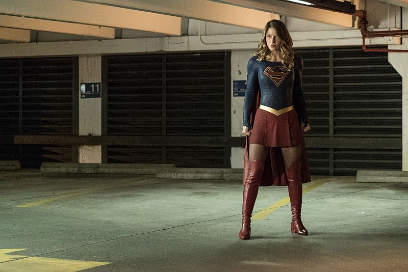 """Supergirl -- """"Changing"""" -- Image SPG206a_0394 -- Pictured: Melissa Benoist as Kara/Supergirl -- Photo: Liane Hentscher/The CW -- © 2016 The CW Network, LLC. All Rights Reserved"""