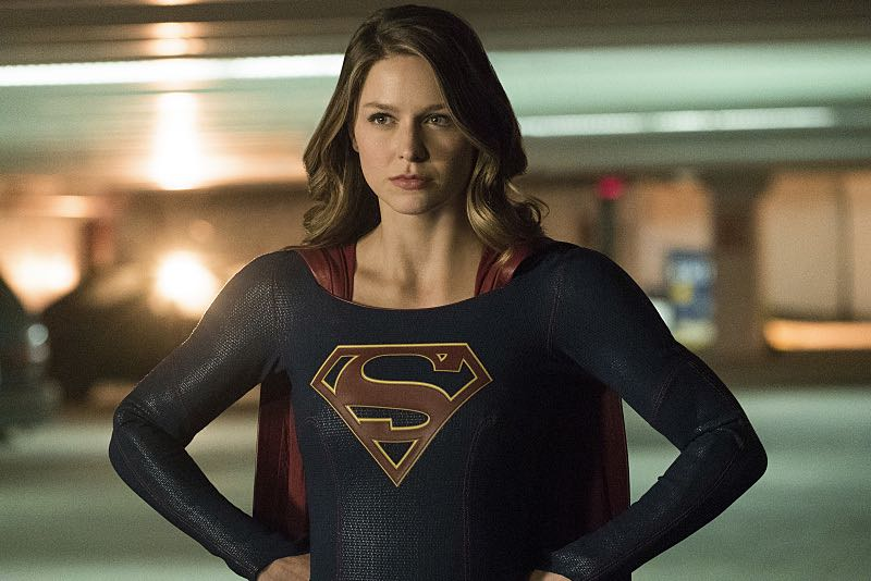 """Supergirl -- """"Changing"""" -- Image SPG206a_0286 -- Pictured: Melissa Benoist as Kara/Supergirl -- Photo: Liane Hentscher/The CW -- © 2016 The CW Network, LLC. All Rights Reserved"""