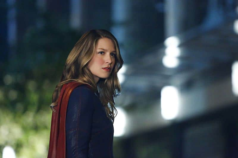 """Supergirl -- """"Changing"""" -- Image SPG206b_0116 -- Pictured: Melissa Benoist as Kara/Supergirl -- Photo: Bettina Strauss /The CW -- © 2016 The CW Network, LLC. All Rights Reserved"""