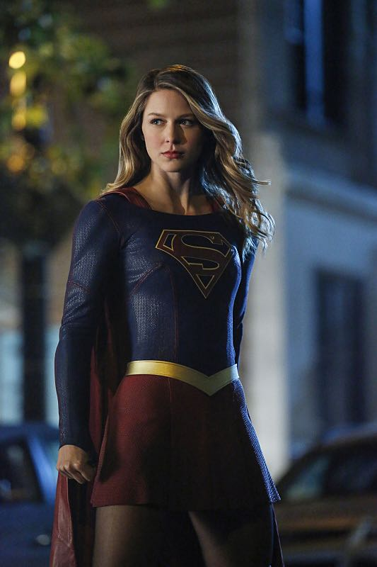 """Supergirl -- """"Changing"""" -- Image SPG206b_0137 -- Pictured: Melissa Benoist as Kara/Supergirl -- Photo: Bettina Strauss /The CW -- © 2016 The CW Network, LLC. All Rights Reserved"""