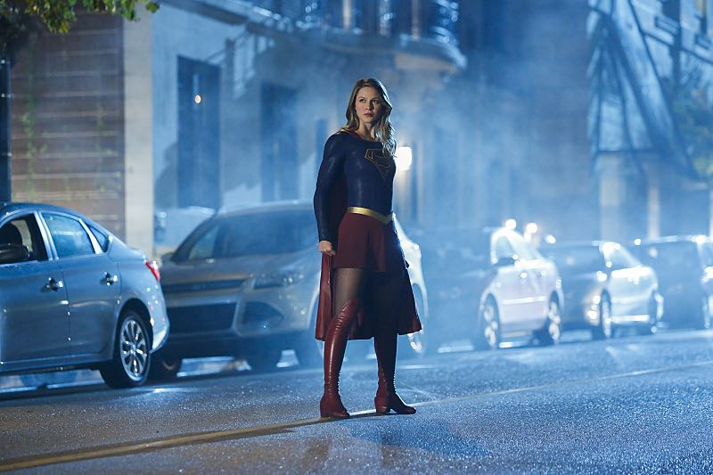 """Supergirl -- """"Changing"""" -- Image SPG206b_0151 -- Pictured: Melissa Benoist as Kara/Supergirl -- Photo: Bettina Strauss /The CW -- © 2016 The CW Network, LLC. All Rights Reserved"""