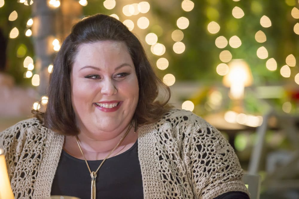 "THIS IS US -- ""The Best Washing Machine in the Whole World "" Episode 107 -- Pictured: Chrissy Metz as Kate -- (Photo by: Ron Batzdorff/NBC)"