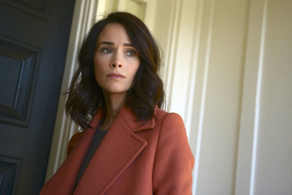 """TIMELESS -- """"The Watergate Tape"""" Episode 105 -- Pictured: Abigail Spencer as Lucy Preston -- (Photo by: Sergei Bachlakov/NBC)"""