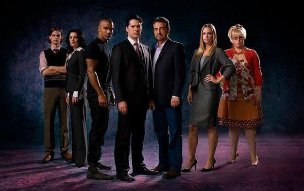 Fernsehserien Criminal Minds