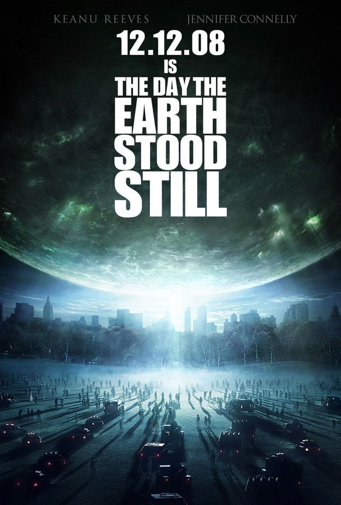 The Day The Earth Stood Still Poster 1