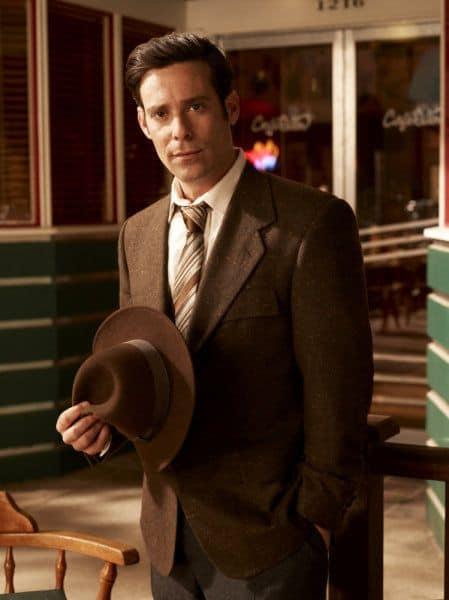Eureka James Callis as Dr. Grant