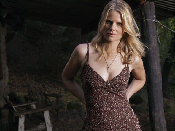 JUSTIFIED: Joelle Carter as Ava Crowder. CR/ Mark Seliger / FX.