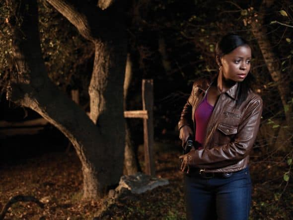 JUSTIFIED: Erica Tazel as Rachel Dupree. CR: Mark Seliger/ FX