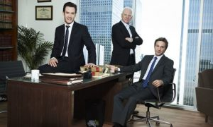 Franklin & Bash Cast