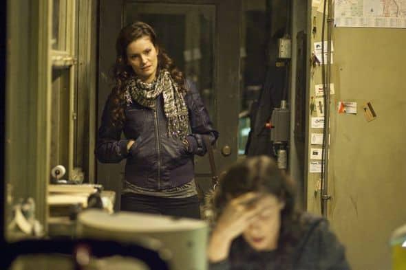Terry (Jamie Anne Allman) and Mitch Larsen (Michelle Forbes) - The Killing - Season 1, Episode 12 - Photo by James Dittiger/AMC - KILL_032211_0133.jpg