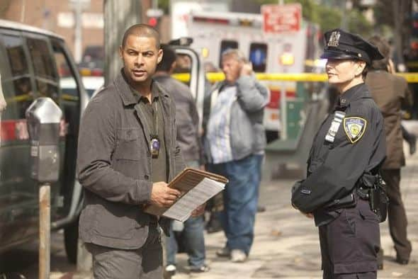 "CASTLE - ""Kill Shot"" -- A sniper on a killing spree is terrorizing New York City. With the clock ticking down to the next murder and nothing to go on except a killer with no apparent motive but to instill terror, this could prove the team's toughest case yet. The hunt is made even more complicated when Beckett begins to experience increasingly strong moments of PTSD - moments she tries hard to hide from Castle and the detectives -- on ""Castle,"" MONDAY, NOVEMBER 21 (10:01-11:00 p.m., ET), on the ABC Television Network. (ABC/RANDY HOLMES) JON HUERTAS"
