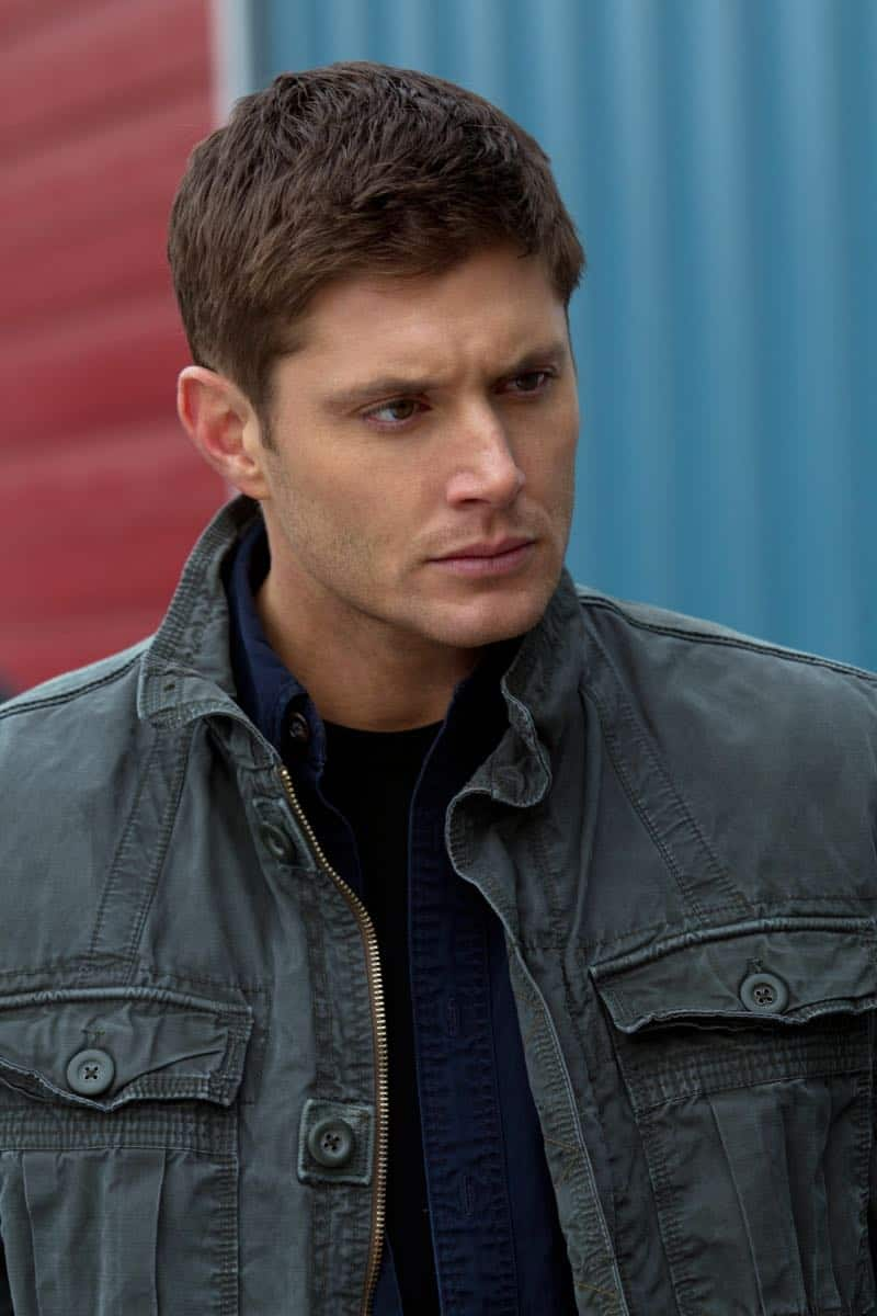 """""""Plucky Pennywhistle's Magical Menagerie"""" - Jensen Ackles as Dean in SUPERNATURAL on The CW. Photo: Jack Rowand/The CW©2011 The CW Network, LLC. All Rights Reserved."""