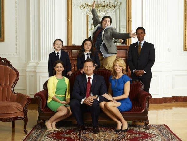 1600 PENN Cast NBC