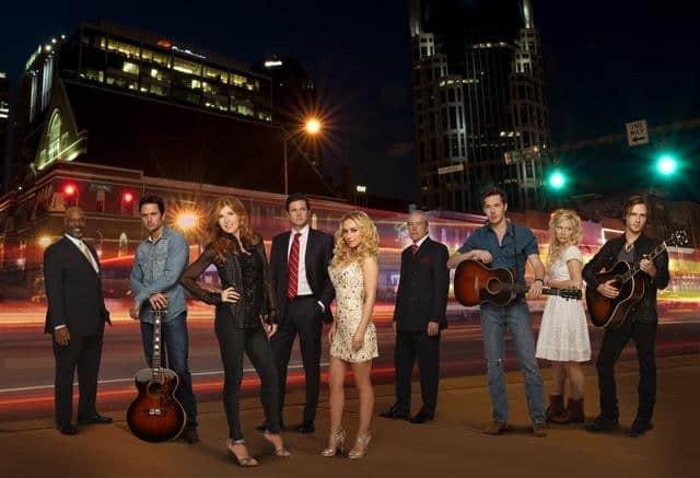 Nashville Cast ABC