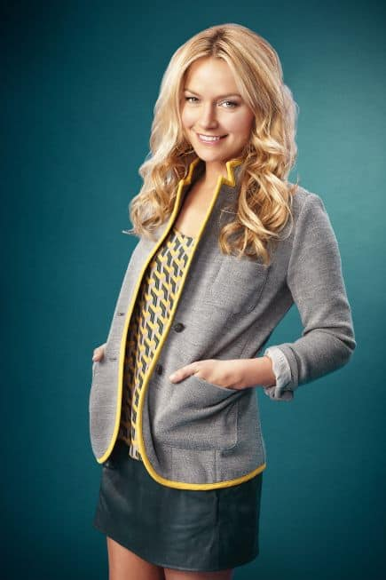 THE GOODWIN GAMES: Becki Newton as Chloe in the new comedy in the new comedy THE GOODWIN GAMES slated for midseason on FOX. 2012 Fox Broadcasting Co. CR: Patrick Ecclesine/FOX