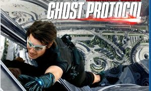 MISSION IMPOSSIBLE GHOST PROTOCOL Bluray