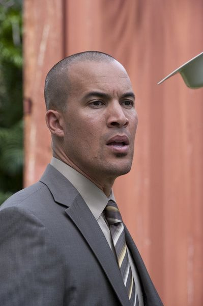 """BURN NOTICE -- """"Mixed Messages"""" Episode 601 -- Pictured: Coby Bell as Jesse -- (Photo by Glenn Watson/USA Network)"""