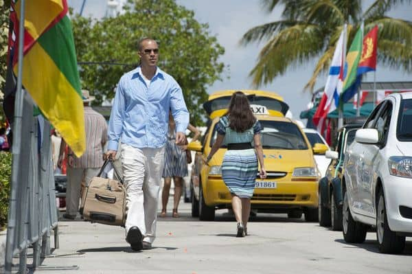 """BURN NOTICE -- """"Last Rites"""" Episode 603 -- Pictured: Coby Bell as Jesse Porter -- (Photo by Glenn Watson/USA Network)"""
