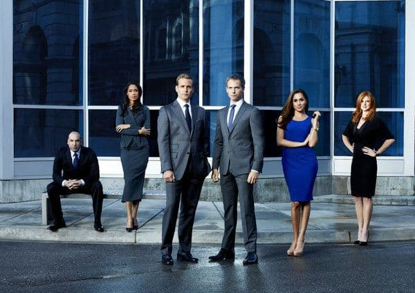 Suits Season 2 Cast