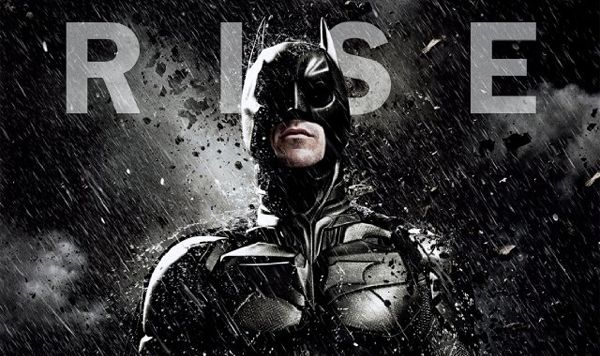 The Dark Knight Rises Batman Photo