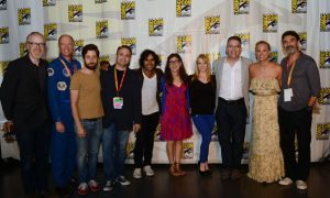 The Big Bang Theory Cast Comic Con Panel 2012