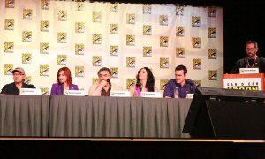 Warehouse 13 Comic Con 2012