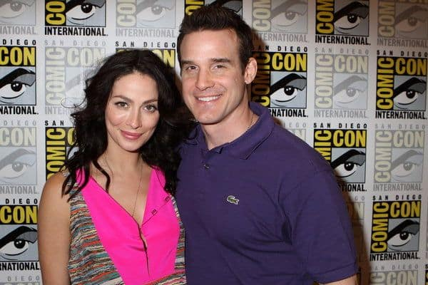 Warehouse 13 Cast Comic Con