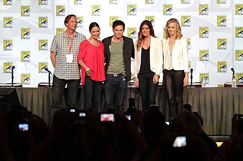 Dexter Comic Con 2012