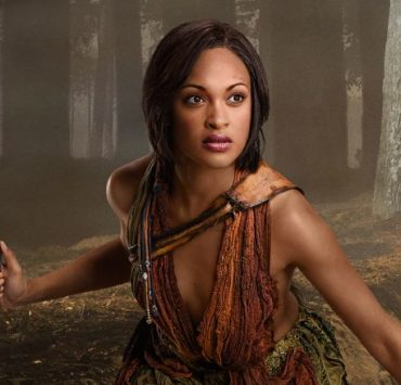 Cynthia Addai Robinson Spartacus Vengeance