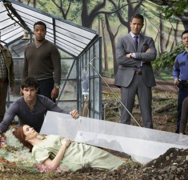 Grimm Cast Season 2