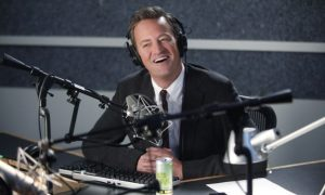 Go On Matthew Perry