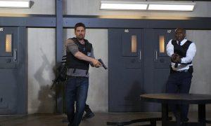 Alphas Season 2 Syfy Warren Christie as Cameron Hicks, Mahershala Ali as Nathan Cley