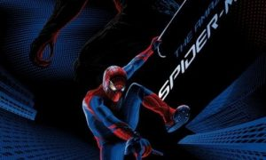 The Amazing Spiderman IMAX Poster