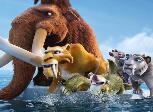 Ice Age Continental Drift Movie