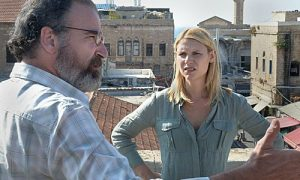 Homeland Season 2 Claire Danes Mandy Patinkin