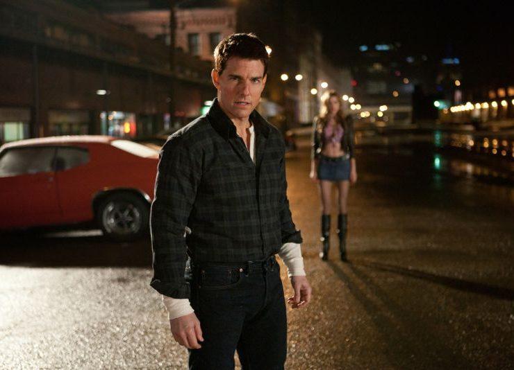 Jack Reacher Movie Tom Cruise