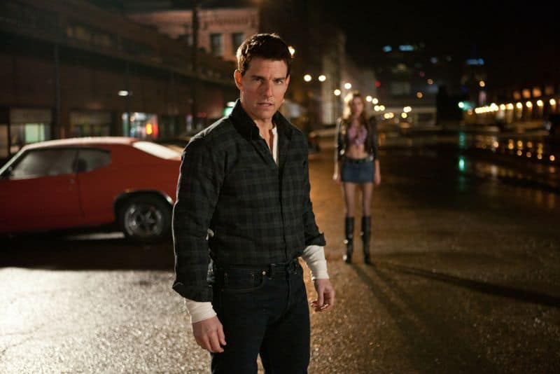 Jack Reacher Movie Tom Cruise