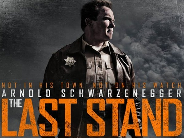 The Last Stand Movie Trailer Arnold Schwarzenegger