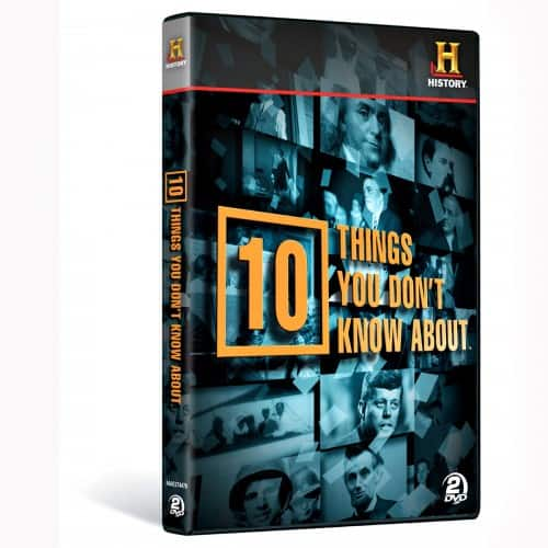 10 Things You Don't Know About DVD