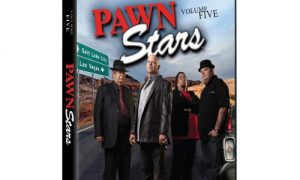 Pawn Stars Volume 5 DVD